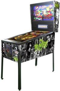 Virtual Pinball Munsters 49inch