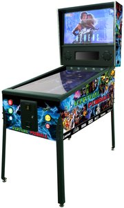 Virtual Pinball Lightning