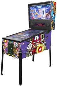 Virtual Pinball Eigen Art