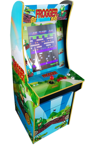 Frogger small upright