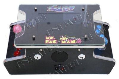 2 sides mini cocktail arcade