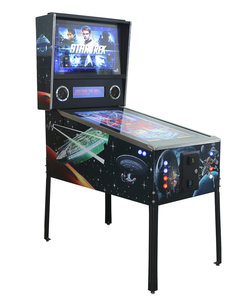 "42"" Virtual Pinball Star Trek"