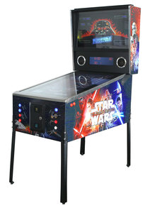 "42"" Virtual Pinball The Empire Strikes Back"
