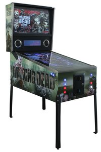 "42"" Virtual Pinball The Walking Dead"