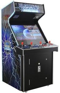 4 Speler Blount's Arcade