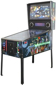 "49"" Virtual Pinball Star Wars"