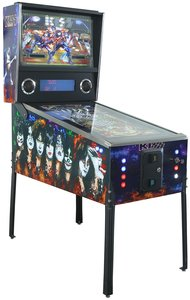 "42"" Virtual Pinball Kiss"