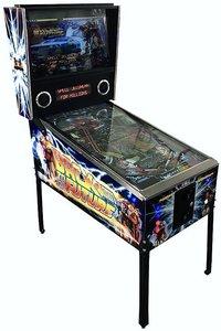 "49"" Virtual Pinball Back to the Future"