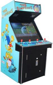 4 Speler The Simpsons