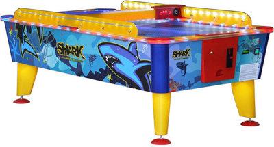 Buffalo airhockey tafel outdoor Shark 8ft (muntproever)