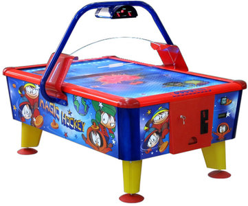 Buffalo airhockey tafel Baby 5ft (muntproever)