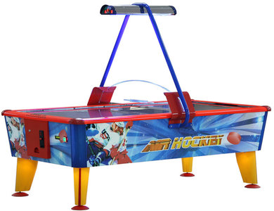Buffalo airhockey tafel Ice 6ft (muntproever)