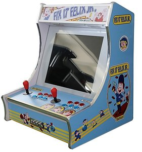 19 inch 2 players bartop Fix-It-Felix-JR